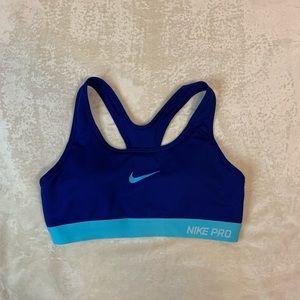Nike Pro Padded Bra S